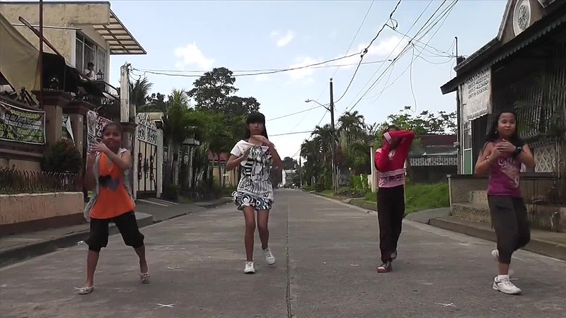 Tokio Drift Dance Cover St. Francis Cainta Dance Troupe 2012