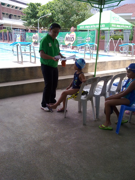 """Congratulations to our very own Zsarrene Mae Quitasol of Grade one - Hope for representing the municipality of Cainta and our school at various swimming meets and competitions. She is no stranger to joining tournaments and had been participating in several swimming competitions since an early age.  Last December 10, 2011 she participated at the STASA (Southern Tagalog Amateur Swimming Association) Fun Swim Meet at Marikina Sports Center and performed admirably at the 50 Long Course Freestyle for Girls. She also participated at the Palarong Panlalawigan Swimming Provincial Meet, Rizal sponsored by the Department of Education last October 17-21, 2011. Zsarrene Mae ranked 14th in the 50 LC (Long Course) Meter Freestyle Elementary Girls and placed 13th at the 50 LC (Long Course) meter Back Stroke Elementary Girls.   Zsarrene also joined the Milo Novice Swimming Competition last June 4, 2011 competing in the 25 meter Freestyle, 25 meter Backstroke, and the 25 meter Butterfly stroke.   Keeping on fighting Zsarrene Mae! You have our full support!    To know more about us visit:  <a href=""""http://www.stfranciscainta.com"""">www.stfranciscainta.com</a>"""