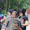 Foundation Day Drum and Lyre welcome band performance