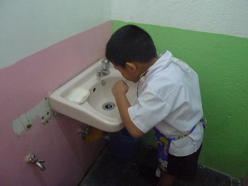 Pre School Nutrition Month Preparation Activity Sy:2012 - 2013 - 01