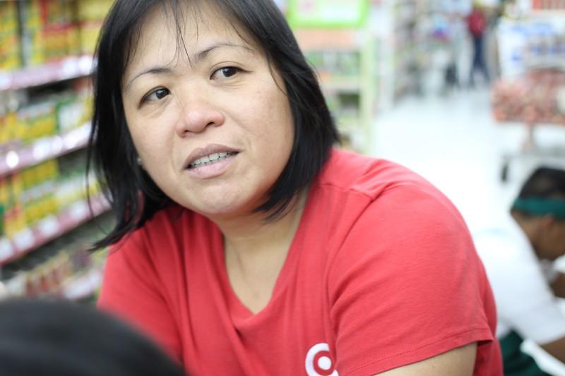 Ms. Alma of St. Francis Cainta