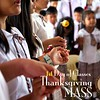 """Gratitude is not only the greatest of virtues, but the parent of all the others."" - Marcus Tullius Cicero <br /> <br /> St. Francis Cainta celebrates mass to thank God for another chance to educate and enrich the lives of your children. Special Thanks to Teacher Ryan Martin Bonza for the photos."