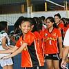 HS Girls Volleyball SFAMSC vs VVA 2013