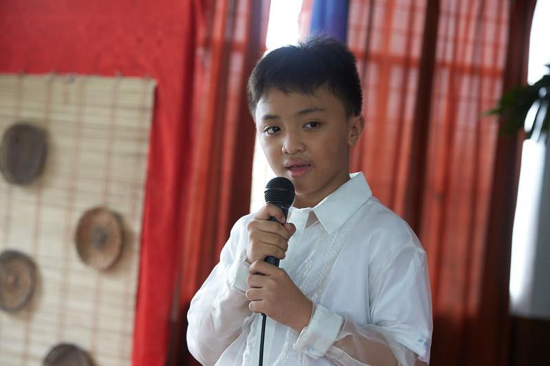 Buwan ng Wika Talent Contest Grades 3-6  2015-2016