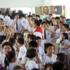 SFAMSC 1st Friday Mass SY 2015-2016
