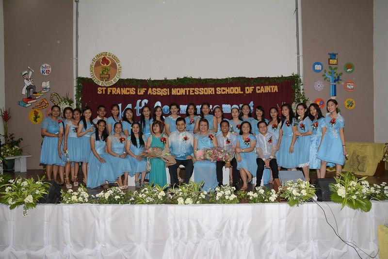 SFAMSC Graduation 2015-2016