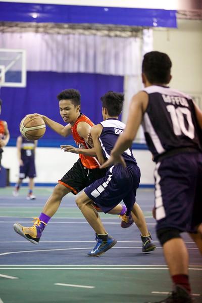 CAMPRISA HS Basketball SFAMSC vs ACEM 2014