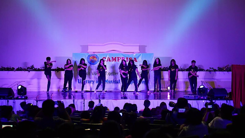 CAMPRISA Modern Dance Competition 2014