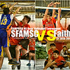 CAMPRISA HS Boys Volleyball 2014 SFAMSC vs Faith