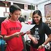 SFAMSC Outreach Program 2014 Kanlungan ni Maria