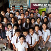 """The SFAMSC AP (Aralin Panlipunan) Club is a student circle that fosters further appreciation of history and social studies through further study, reflection, and discussion of important historical and current events. The club believes that the younger generation can only build a better future if it learns from the lessons and wisdom of the past. <br /> <br /> Qualified club members will also be called upon to join academic competitions and other related activities to represent the school. The AP club will be supervised by History teacher Mr. Mario Follero.<br /> <br /> """"A nation that forgets its past can function no better than an individual with amnesia.""""  ~David McCullough (American author, narrator, historian, and lecturer)"""