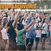 Scouting Activities 2014 Wake up! Morning Exercises