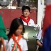 Scouting Operning Parade 2014-2015
