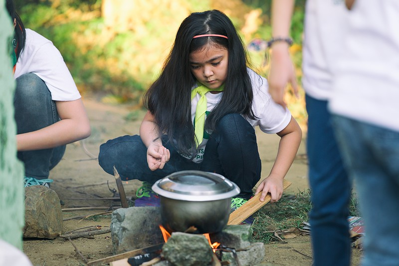 Scouting 2015 Outdoor Cooking