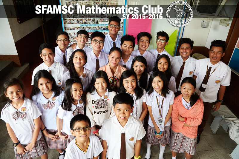 SFAMSC Student Clubs 2015