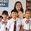 Congratulations to the Grade One Winners of this school year's Academic Contest. Well done, everyone! Here are some snapshots of the grade school level Academic Contest. SFAMSC holds an annual Academic competition for Grades 1 to 10 as an opportunity for students to further deepen their knowledge in essential subjects from spelling to mathematics. These contests are designed to inspire students to study and enjoy the thrill of competition!
