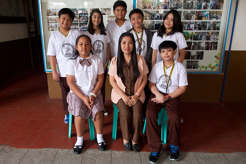 SFAMSC Class Officers SY 2016-2017