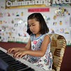 The Culminating Summer Recital is a celebration of the end of our summer classes and activities. Here all the students who enrolled in SFAMSC's summer workshops (from Arts and Crafts to Piano) show off what they learned to their parents and guardians in a fun and colorful stage performance!