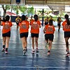 SFAMSC Girls Volleyball SFAMSC vs Hope SY 2016-2017