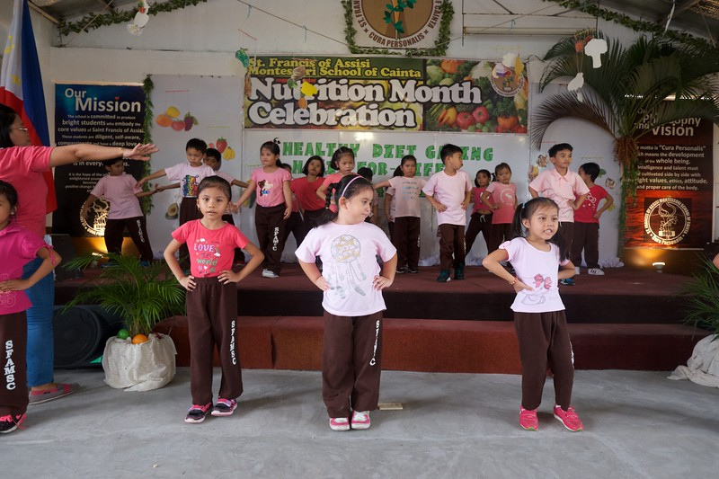 G1-3 Nutrition Month Performance 2017-2018