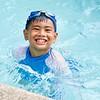 Grade 1 Hope Swimming 2017 with Teacher RP