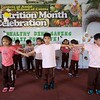Grade 1-3 Nutrition Month Performance 2017-2018
