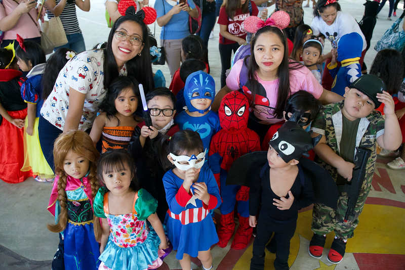 Book Parade & Opening Ceremonies 2018