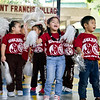 Dragonfire Preschool to Grade 4 Cheer 2018