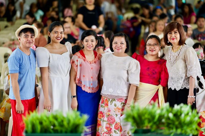 Buwan ng Wika 2019: Baitang 1-2 Pang Umaga