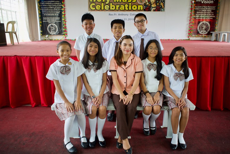 Class Officers SY 2019-2020