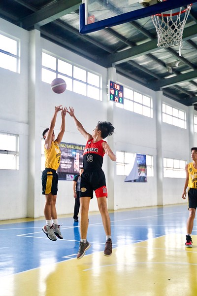 CAMPRISA Basketball 2019 SFAMSC vs CSD