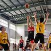 CAMPRISA Basketball 2019 SFAMSC vs CSD