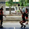 CAMPRISA Volleyball 2019 SFAMSC vs Peniel