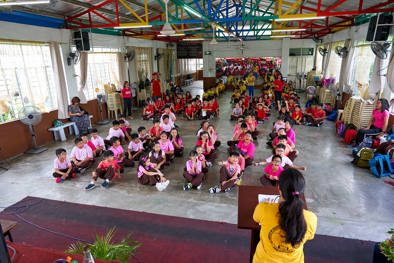 Nutrition Month 2019 Sumba Grades 4 to 6