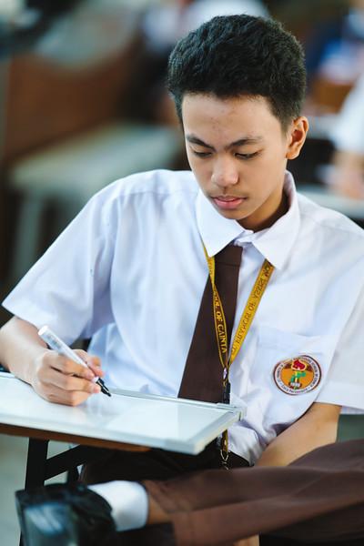 SFAMSC Junior High School Academic Contest 2019-2020