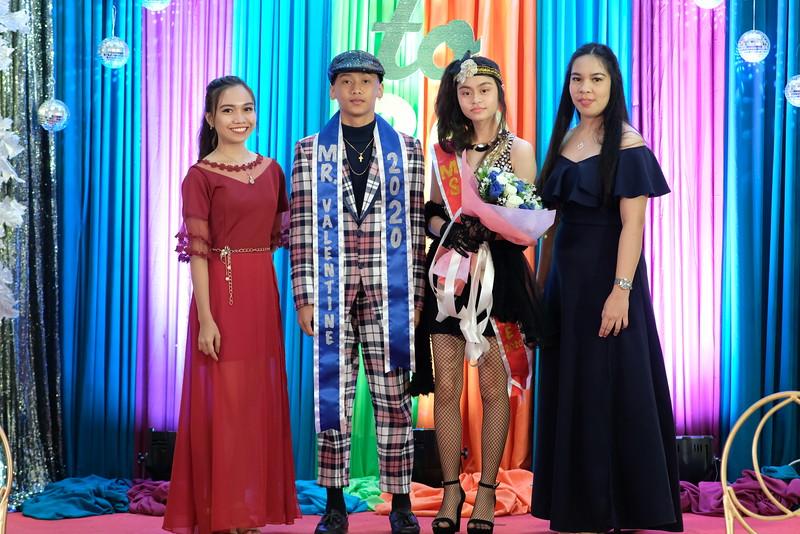 Junior High School Night Awards 2020