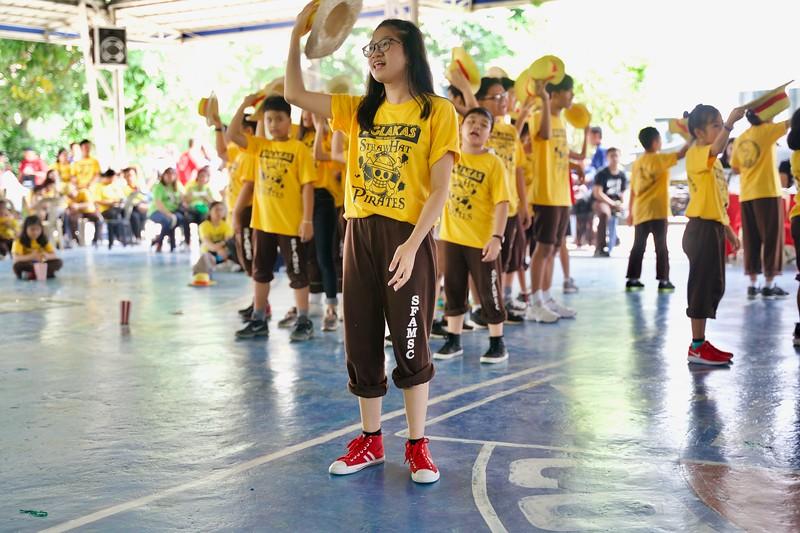 SIGLAKAS 2019 Grade 3 to 10 Strawhat Pirates