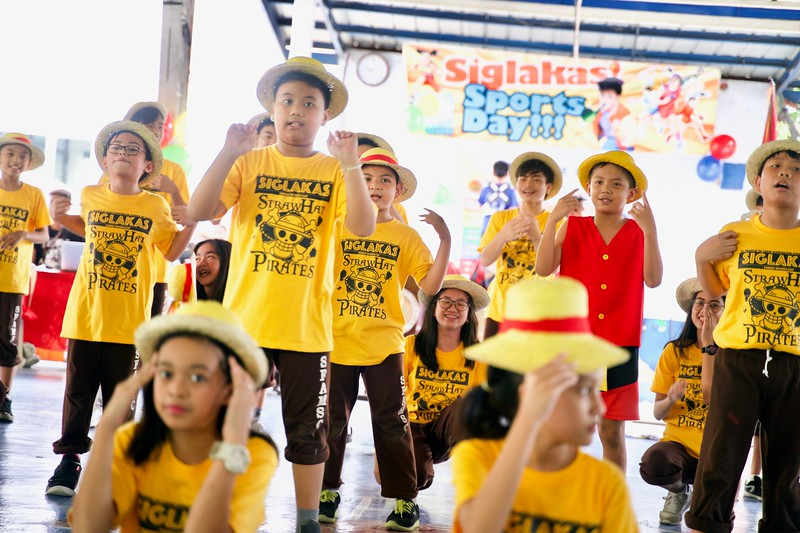 SIGLAKAS 2019 Grade 3 to 10 Strawhat Pirates