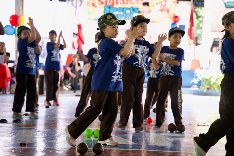 SIGLAKAS 2019 Preschool to Grade 3 Cheer