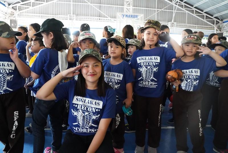 Siglakas Opening Ceremonies 2019