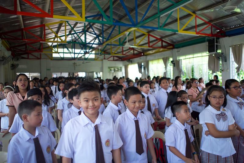 Grade 4 to 10 Orientation 2019-2020