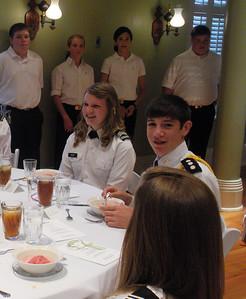 8th Grade Dining In