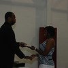 Chobi Young recognized for Varsity Girls Bball