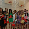 Varsity Basketball Cheerleaders