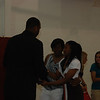 Jaleesa Barksdale recognized for Varsity Girls Bball