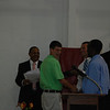 Dalton Threatt recognized for Defensive Player of the Year for JV Boys Bball
