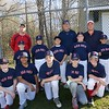 Red Sox  SYBL - Majors 2016 - Red Sox Team