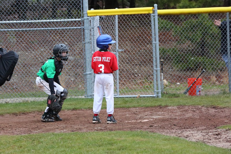 Sutton Police  SYBL - Monday, May 2, 2016