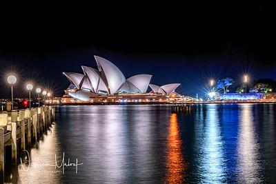 Night shoot city