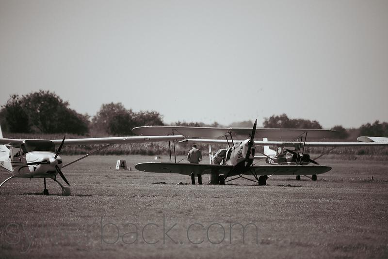 DeHavilland DH-82 Tiger Moth